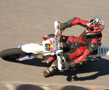 Supermoto riding school