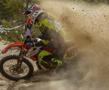Enduro bike and ATV lapping days