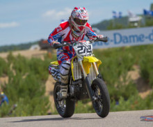Supermoto and Superquad track days