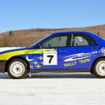 Cours de rallye – Hiver