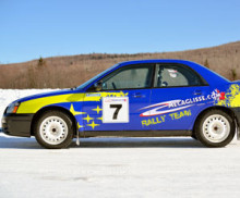 Rally school – Winter