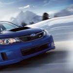 Subaru Expérience Glace