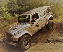 Off Road 4×4 Open Trail