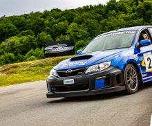 Subaru Expérience Asphalte